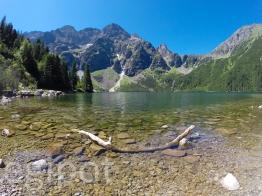 Morskie Oko, Tatra