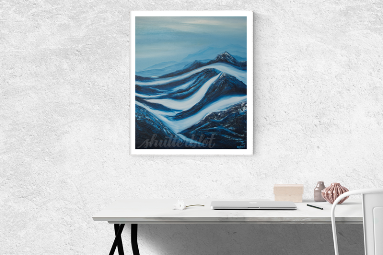 Cold Blue mountains-Simple-white-copy-small